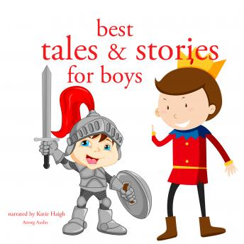 Best tales and stories for boys, J. M. Gardner