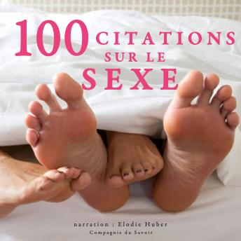 100 citations sur le sexe, Collection 100 Citations