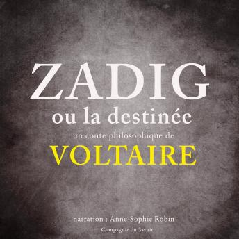 Zadig, Audio book by Voltaire