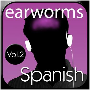 Rapid Spanish Vol. 2 (European), Earworms MBT