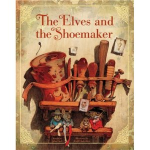 Elves and the Shoemaker, Audio book by Unknown