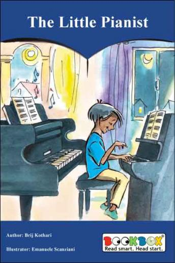 Little Pianist, Audio book by Brij Kothari