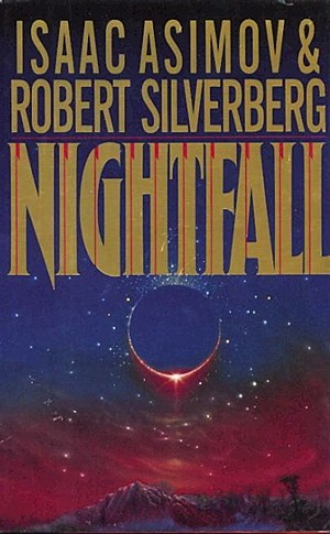 Nightfall, Audio book by Isaac Asimov