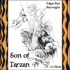 Son of Tarzan, Edgar Rice Burroughs