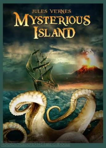 Download Mysterious Island by Jules Vernes