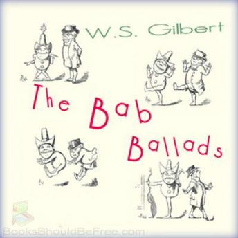 Download Bab Ballads by W. S. Gilbert