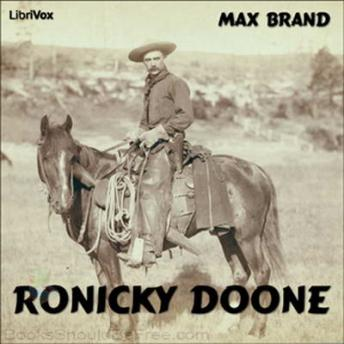 Download Ronicky Doone by Max Brand
