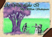 Download As You Like It by William Shakespeare