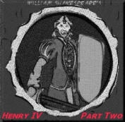 Henry IV: Part Two, William Shakespeare