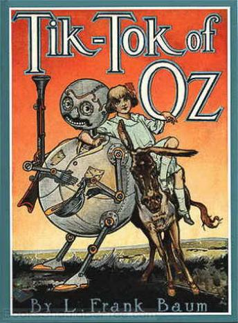 Tik-Tok of Oz, L Frank Baum