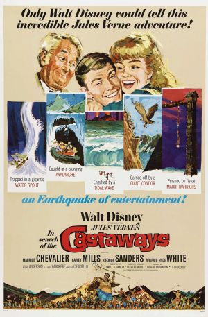 In Search of the Castaways, Jules Vernes