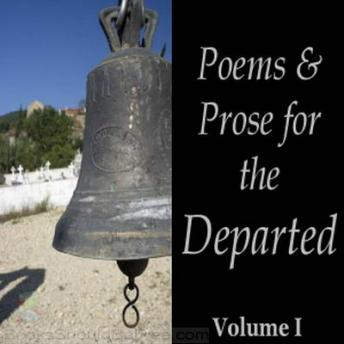 Poems & Prose for the Departed, Various Authors
