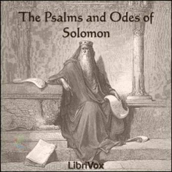 Psalms and Odes of Solomon, Unknown