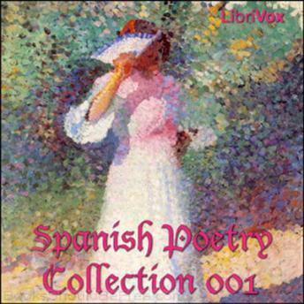 Spanish Poetry Collection 001, Various Authors