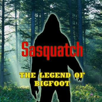 Sasquatch The Legend of Bigfoot