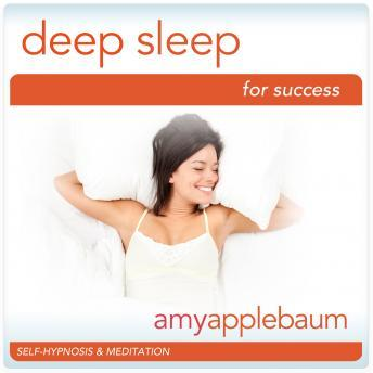 Deep Sleep for Success: Relaxation & Sleeping Well