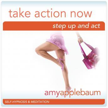 Tacke Action Now: Step Up and Act, Amy Applebaum