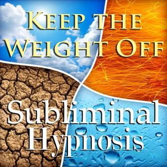 Keep the Weight Off: Solfeggio Tones, Binaural Beats, Self Help Meditation Hypnosis, Subliminal Hypnosis