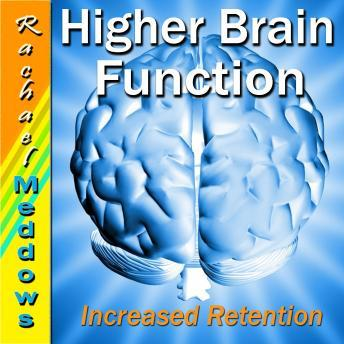 Higher Brain Function, Rachael Meddows