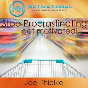 Stop Procrastination Now, Train Your Brain for Motivation with Self-Hypnosis and Meditation sample.