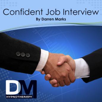 Confident Job Interview, Darren Marks