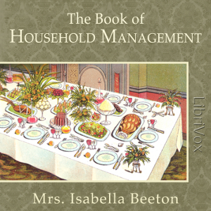 Download Book of Household Management by Mrs. Isabella Beeton