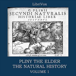 Natural History Volume 1, Pliny The Elder