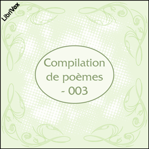 Compilation de poèmes - 003, Various Authors