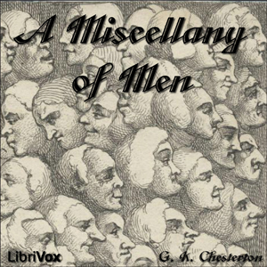 Miscellany of Men, G. K. Chesterton