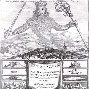 Leviathan (Books III and IV), Thomas Hobbes