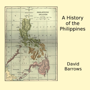 History of the Philippines, David Prescott Barrows