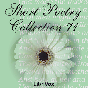 Short Poetry Collection 071, Various Contributors