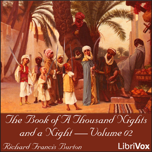 Book of A Thousand Nights and a Night (Arabian Nights), Volume 02, Anonymous