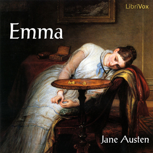 Emma, Audio book by Jane Austen