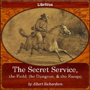 Secret Service, Audio book by Albert Richardson