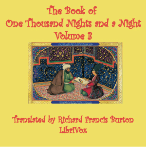Book of A Thousand Nights and a Night (Arabian Nights), Volume 03, Anonymous