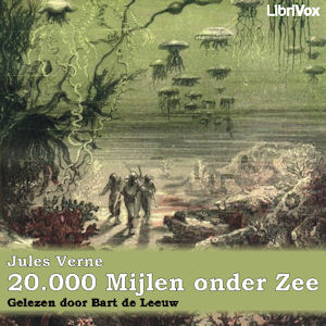 20.000 Mijlen onder Zee, Audio book by John Ruskin