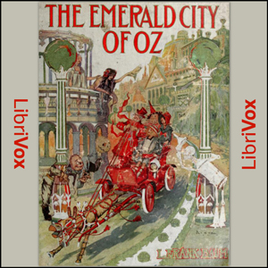 Emerald City of Oz Version 2, L Frank Baum
