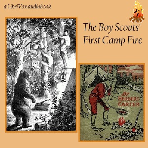 Boy Scouts First Camp Fire, St. George Henry Rathborne