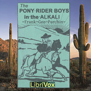 Pony Rider Boys in the Alkali, Frank Gee Patchin