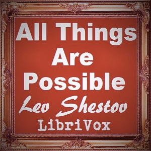 Download All Things Are Possible by Lev Shestov