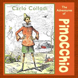 Adventures of Pinocchio (Version 2), Audio book by Carlo Collodi