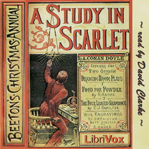 Study In Scarlet (Version 6), Sir Arthur Conan Doyle