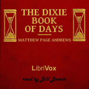 Dixie Book of Days, Page Andrews