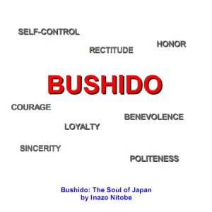 Bushido: The Soul of Japan, Inaz? Nitobe