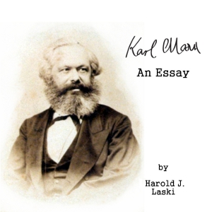 Download Karl Marx: An Essay by Harold J. Laski