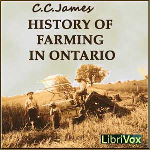 History of Farming in Ontario, C. C. James