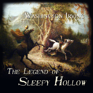 Legend of Sleepy Hollow, Audio book by Washington Irving