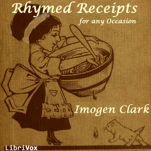 Rhymed Receipts for Any Occasion, Imogen Clark