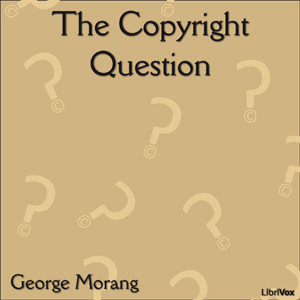 Copyright Question, George Morang